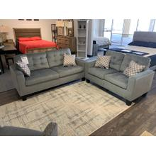 See Details - Home Elegance Lantana Sofa and Loveseat