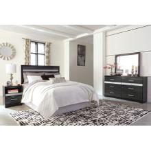 Starberry - Black 4 Piece Bedroom Set