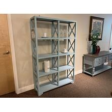 X-Side Room Divider Shelf
