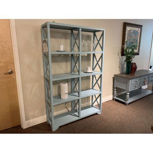 X-Side Room Divider Shelf