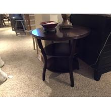 View Product - Manhattan Round End Table