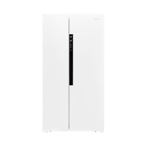 Vitara 20.6 Cu. Ft. Side-by-Side Refrigerator - White