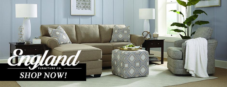 Shop for England Furniture at Godnicks Furniture store!