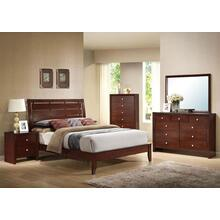 Alana Collection 4 piece queen bedroom set