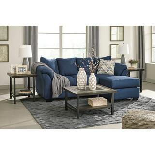 Product Image - Darcy Blue Sectional