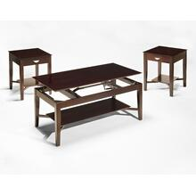 Adrian Occasional Lift Top Table