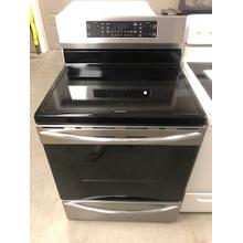 See Details - Used Frigidaire Gallery Smoothtop Electric w/ Induction Range