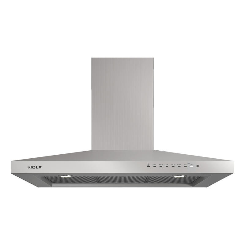 "36"" Cooktop Wall Hood - Stainless"