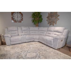 Family Den Power Reclining Sectional