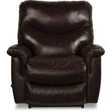 James Reclina-Rocker® Recliner in Leather