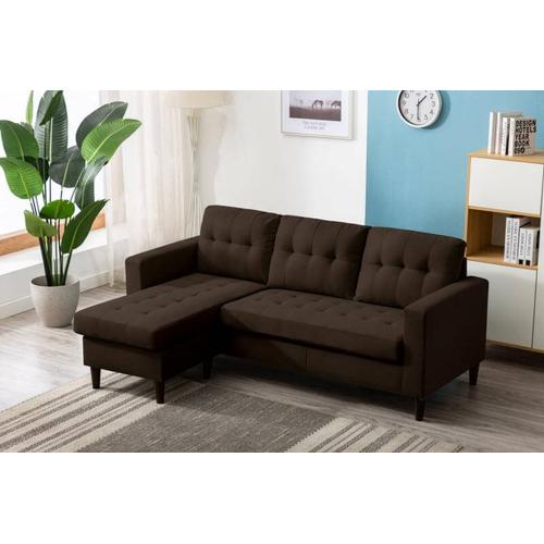 Kingdom Reversible Sectional