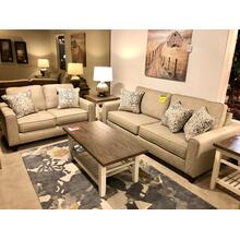 Wood House Upholstery- Riverside Sofa & Chair