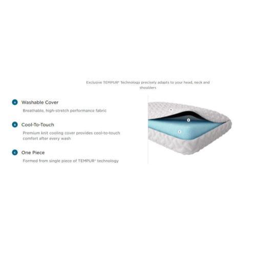 TEMPUR-Adapt™ Cloud + Cooling Pillow