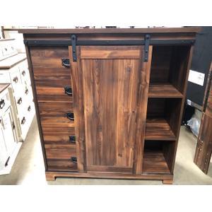 Perdue Woodworks - BARN DOOR CHEST