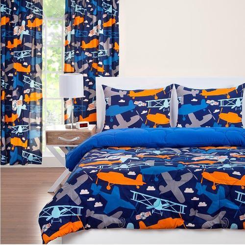 """Take Flight' Crayola Comforter Sets Twin"