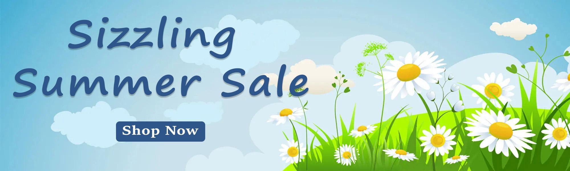 Sizzling Summer Sale Event - Shop Now