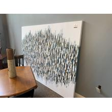 Product Image - Large Abstract Canvas Wall Art