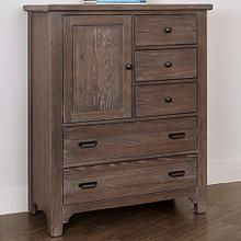 Bungalow Door Chest - Folkstone