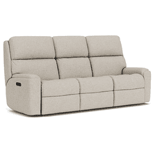 See Details - Rio Power Reclining Sofa w/ Tilt Headrest - 818-01