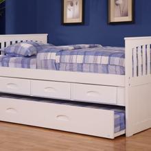 White Rake Bed