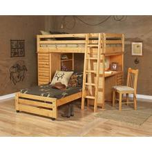 Bayview Bronco Loft Bed
