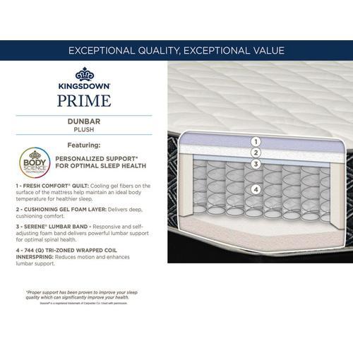 Prime Collection - Dunbar Plush