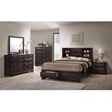 Jena 4 Pcs Queen  Bedroom Set