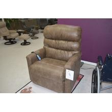 ULTRA COMFORT EXTRA-WIDE POWER LIFT CHAIR.