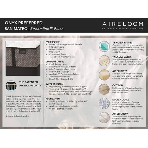 The Preferred Collection - San Mateo - Plush