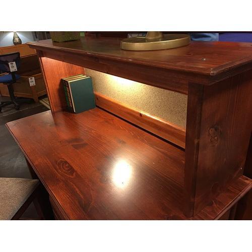 Desk Hutch Cocoa