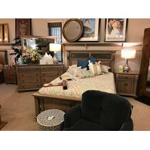 Solid Wood Bedroom Set with Soft Close Drawers