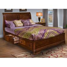 See Details - Sheridan King Bed with Storage