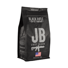 Just Black 12oz Ground Bag
