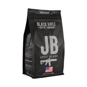 Just Black 12oz Ground Bag