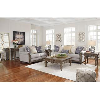 Sylewood Sofa and Loveseat Set