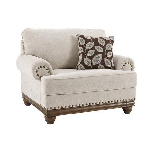 Ashley Furniture - ASHLEY 1510423C Harleson Wheat Chair