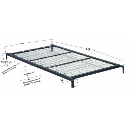 Hi-Riser Top Only - Twin