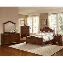 French Market Cherry - 5pc Bedroom Set