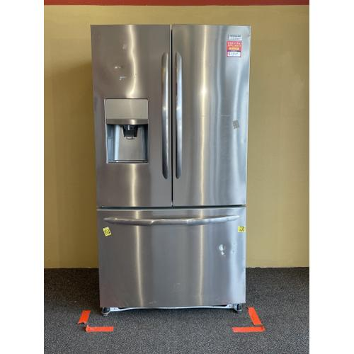 Treviño Appliance - Frigidaire Gallery Stainless Steel French Door Refrigerator