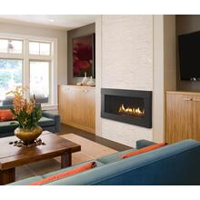 Crave See-Through Gas Fireplace