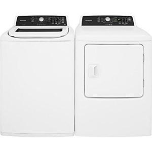 Frigidiare Top Load Laundry Pair