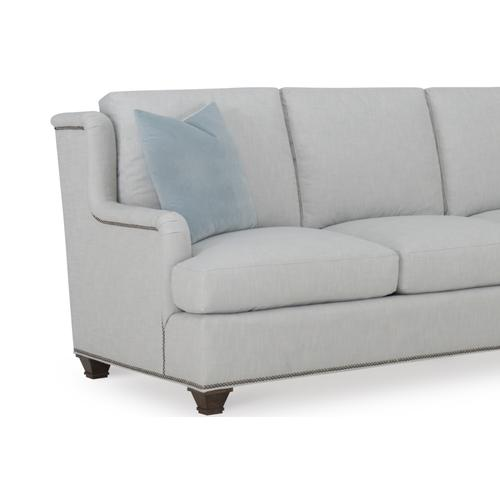 Wesley Hall - Macintosh Sectional - Premier Collection