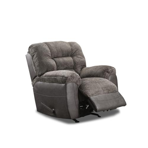 Darcy Charcoal 3-Way Rocker Recliner (50439)