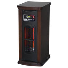 WORLDHEATER QTH7100 Comfort Glow 21in Tower Style Infrared Quartz Comfort Furnace