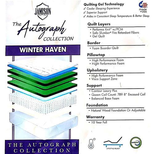 Jamison Bedding - Winter Haven