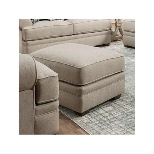 Franklin Furniture - FRANKLIN 91540-1901-27-91520-1901-27-91588-1901-27-91518-1901-27 Anniston Sofa, Loveseat, Chair & Ottoman group