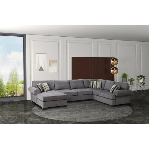 Best Home Furnishings - Milliewood - Sectional w/LAF Chaise