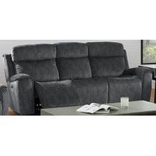 Kagan Reclining Sofa with Power Headrest, Footrest, Lumbar