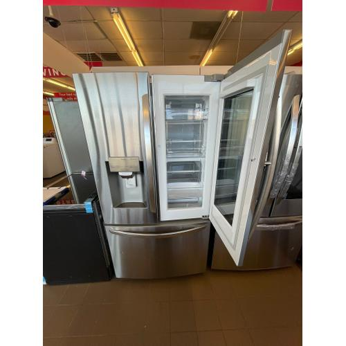 Treviño Appliance - LG Stainless Steel French Door Refrigerator
