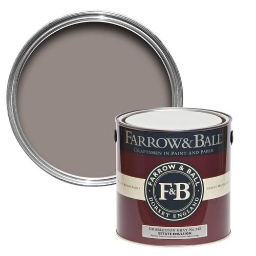 Farrow & Ball - Charleston Gray No.243